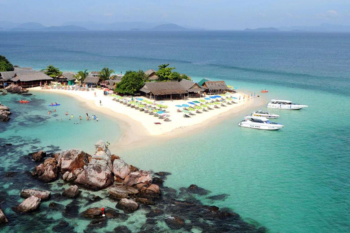 Khai Nai island, Phang Nga, Thailand