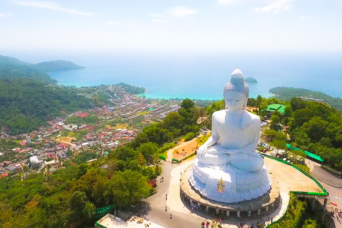 Big buddha view point