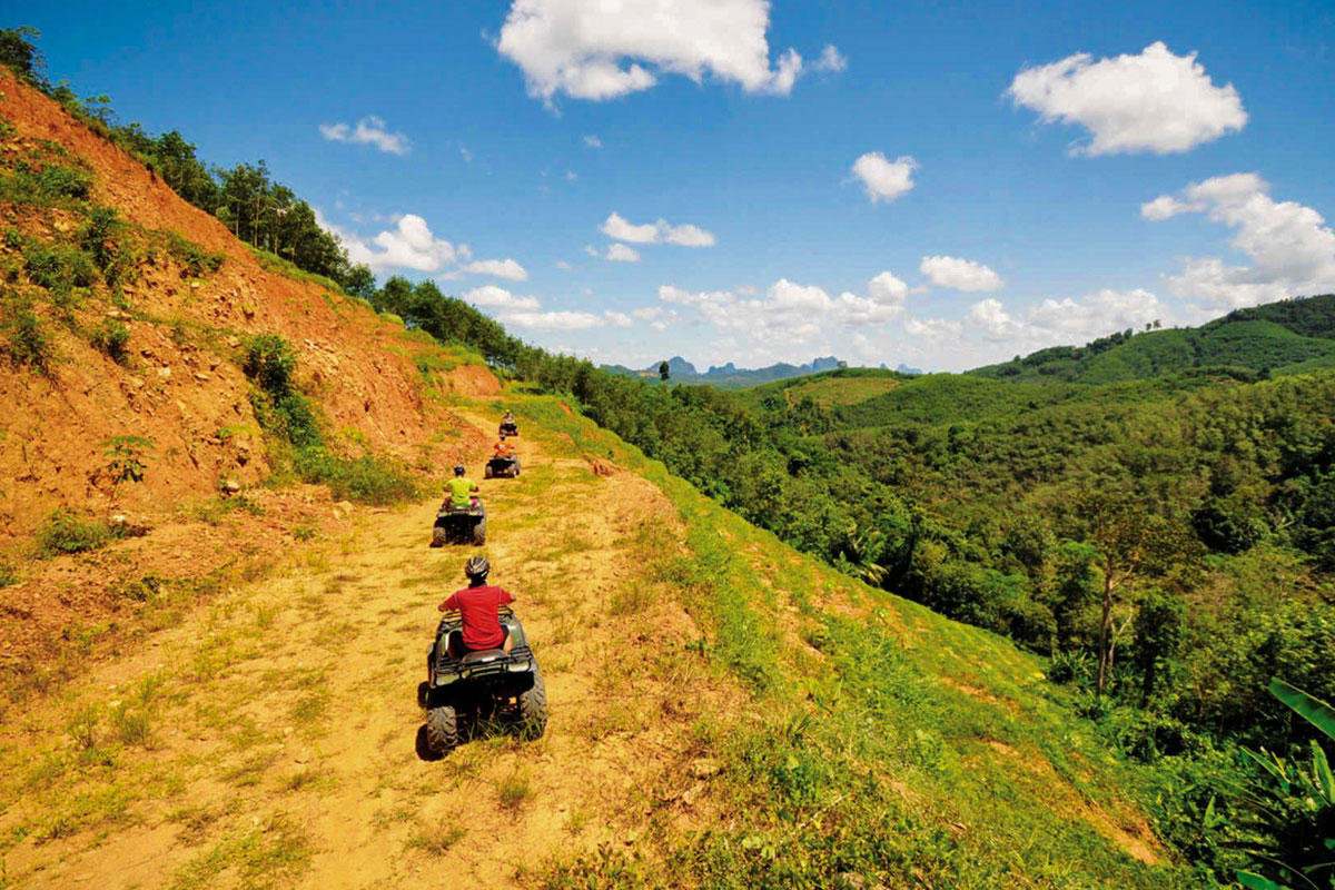 ATV Tour in Phuket