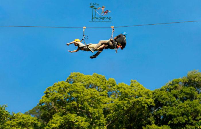 Flying Hanuman, Kathu, Phuket