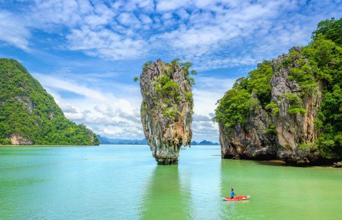 James Bond island tour, Phang Nga