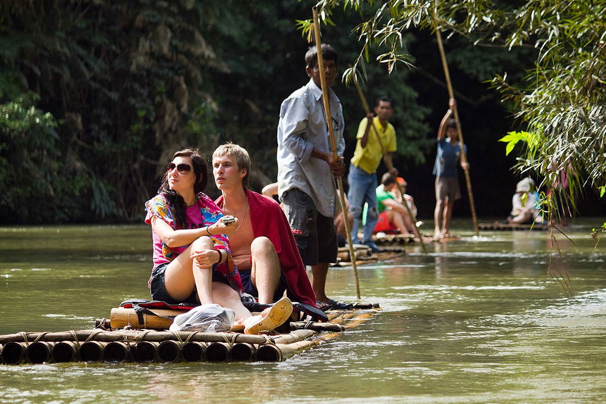 Khao Lak Safari Tour - Rafting