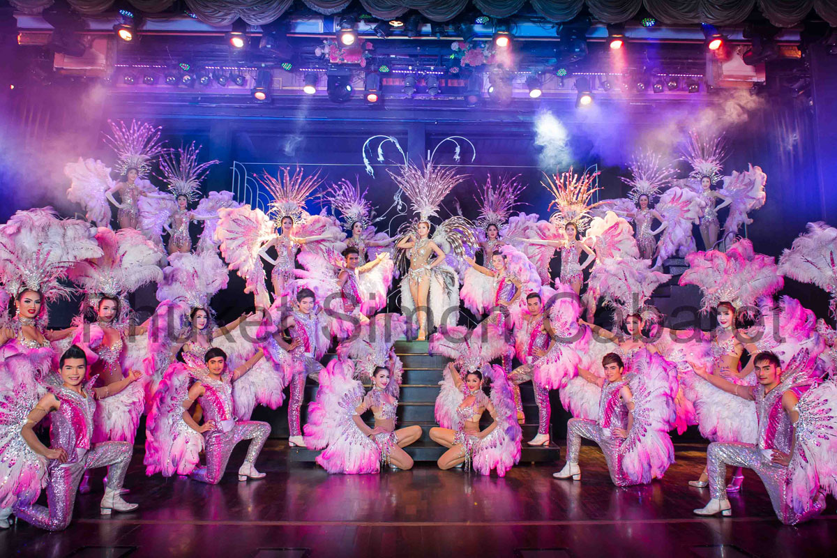 Simon Cabaret Show, Phuket