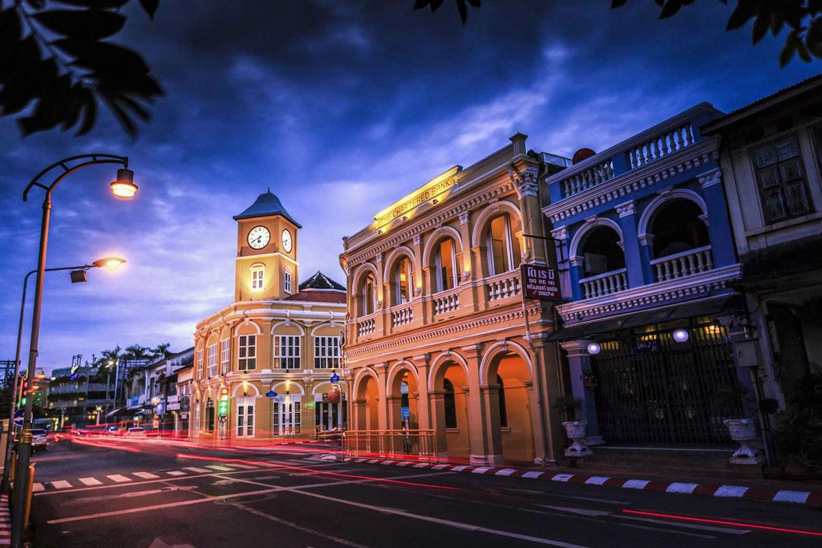 Phuket city tour - Phuket town