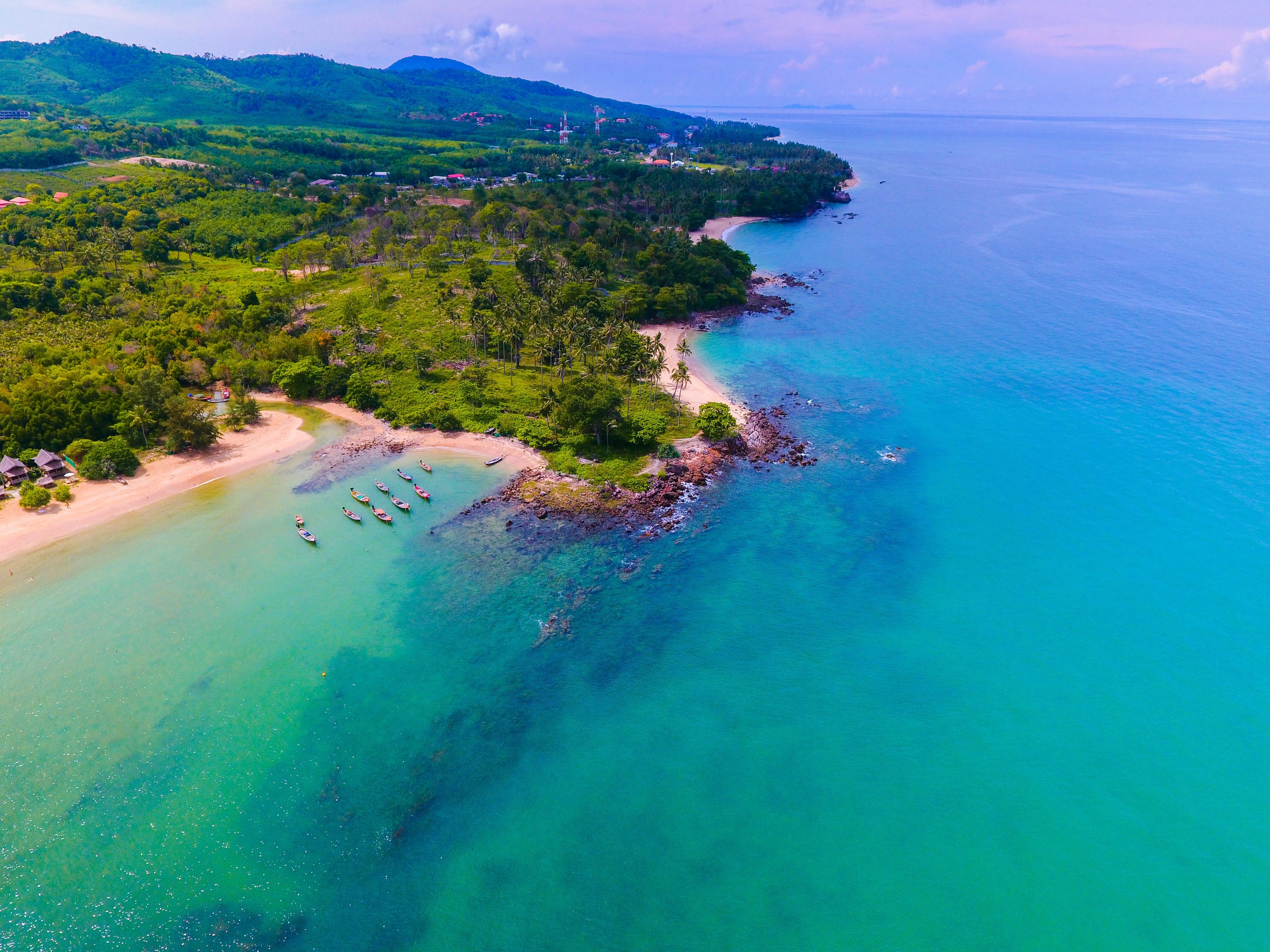 Kho Lanta island