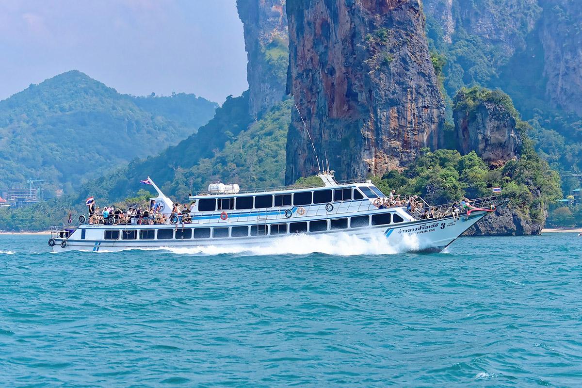 Phuket - Aonang ferry